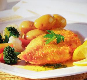 Pollo alla Kiev