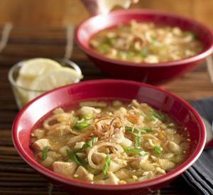 Zuppa vietnamita – Soto Ayam