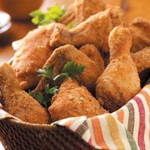 Ricetta del pollo fritto croccantepollo_fritto_croccante